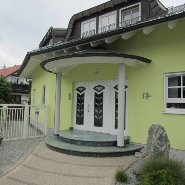 Natěračská práce rodinný dům Brno