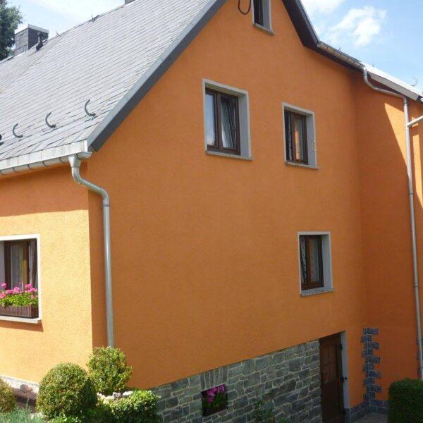 Natěračské práce rodinný dům Brno