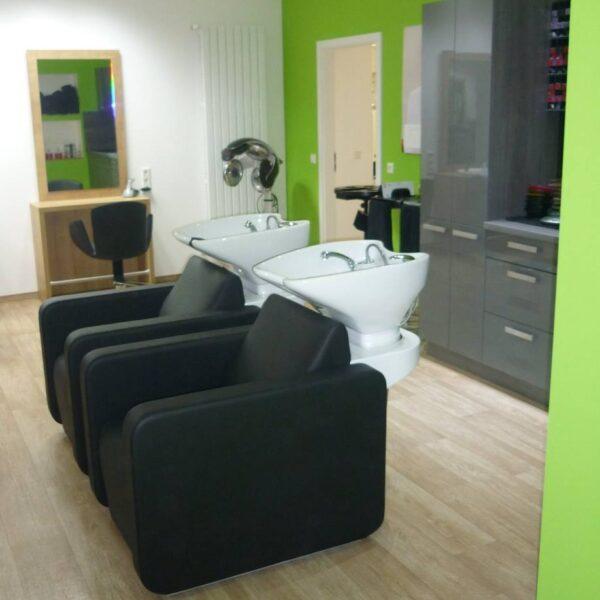 Výmalba kadeřnictví Brno