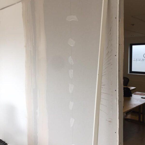 Výmalba kanceláře Brno
