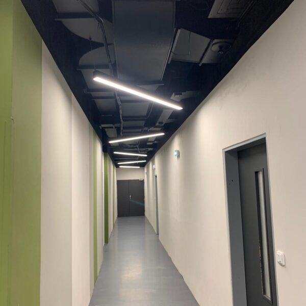 Malovani fitness centra Brno